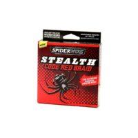 Риболовно влакно SpiderWire Stealth Red 270m