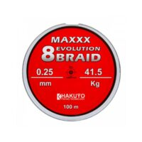 Плетено влакно Hakuyo Maxxx Evolution 8 Braid 100m