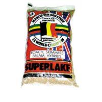 Захранка за риболов Super Lake 1kg - Van Den Eynde
