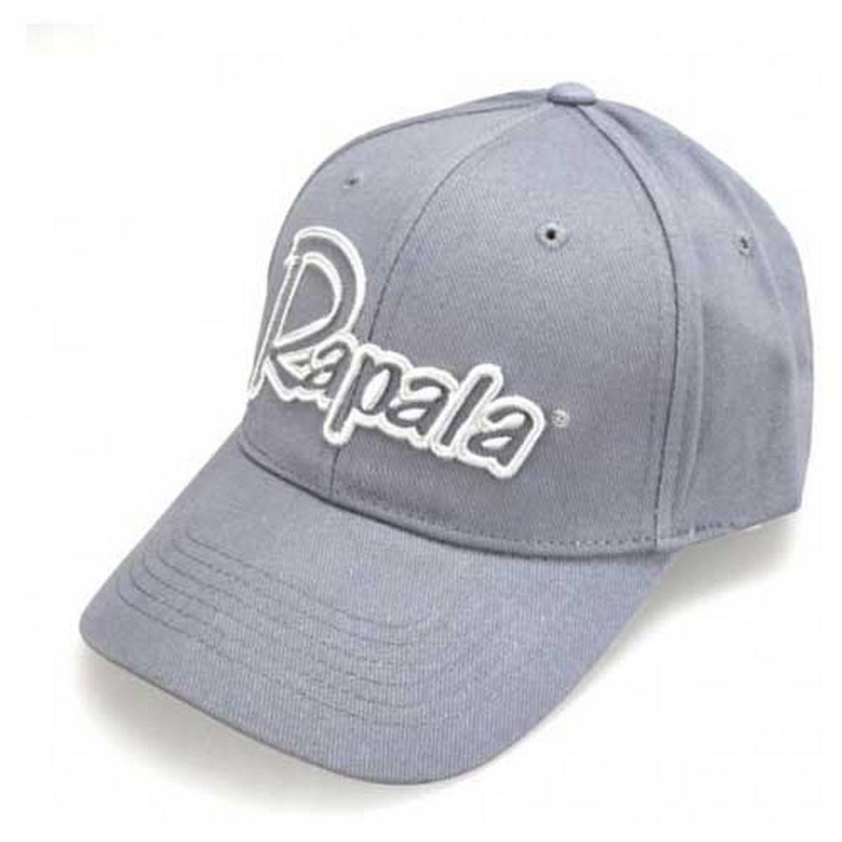 Шапка RAPALA в сив цвят с бродирано 3D лого