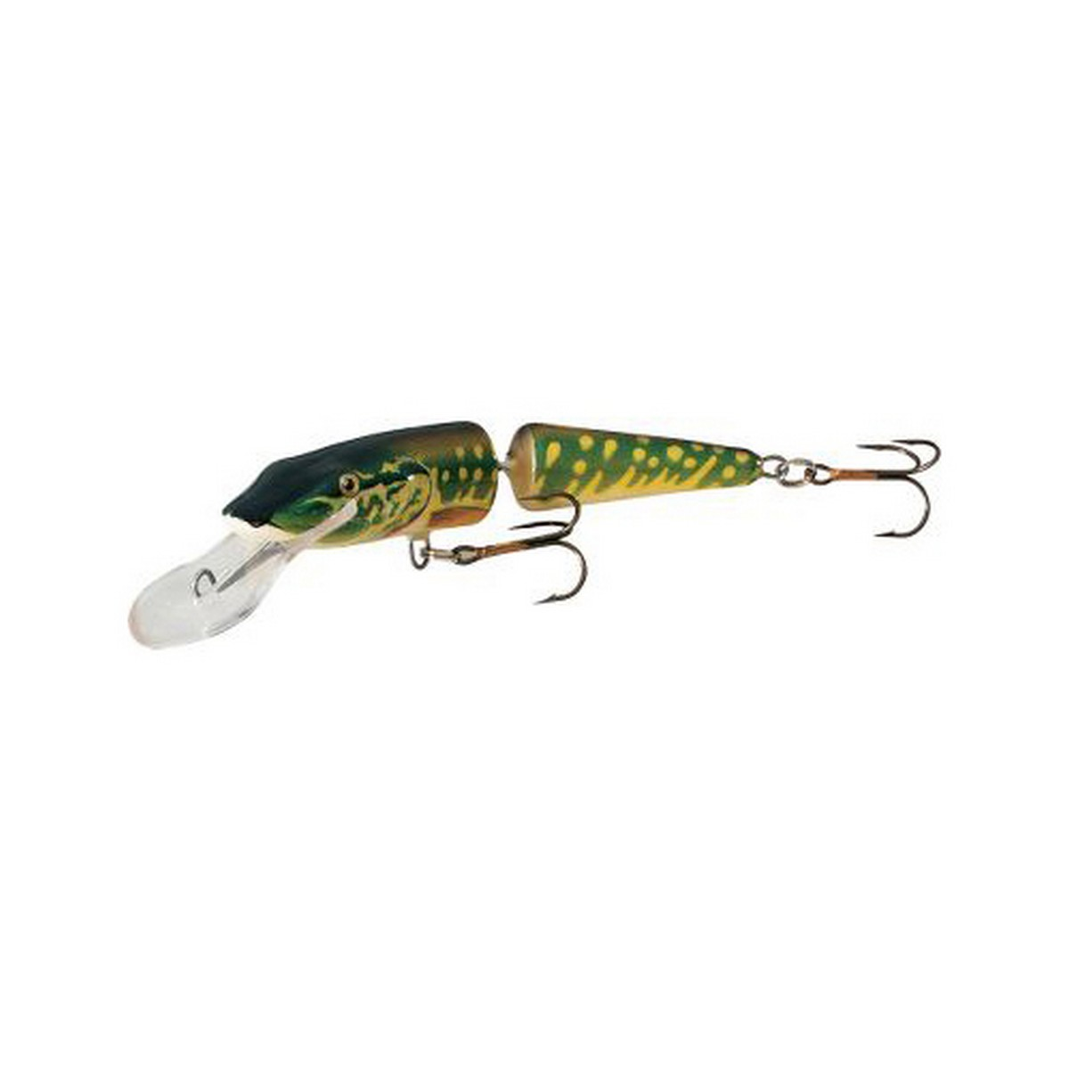 Воблер Salmo Pike Jointed Floating - чупещ, 11cm