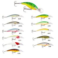 Воблер Rapala Scatter Rap Tail Dancer 9cm