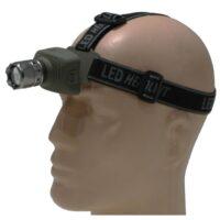 Фенерче за глава LED+ZOOM TK17