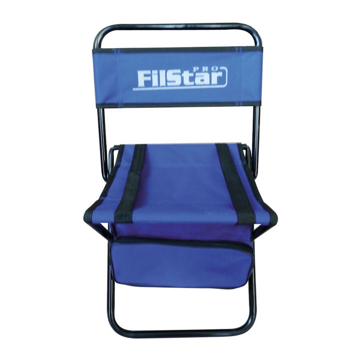 Стол с облегалка с чанта Filstar