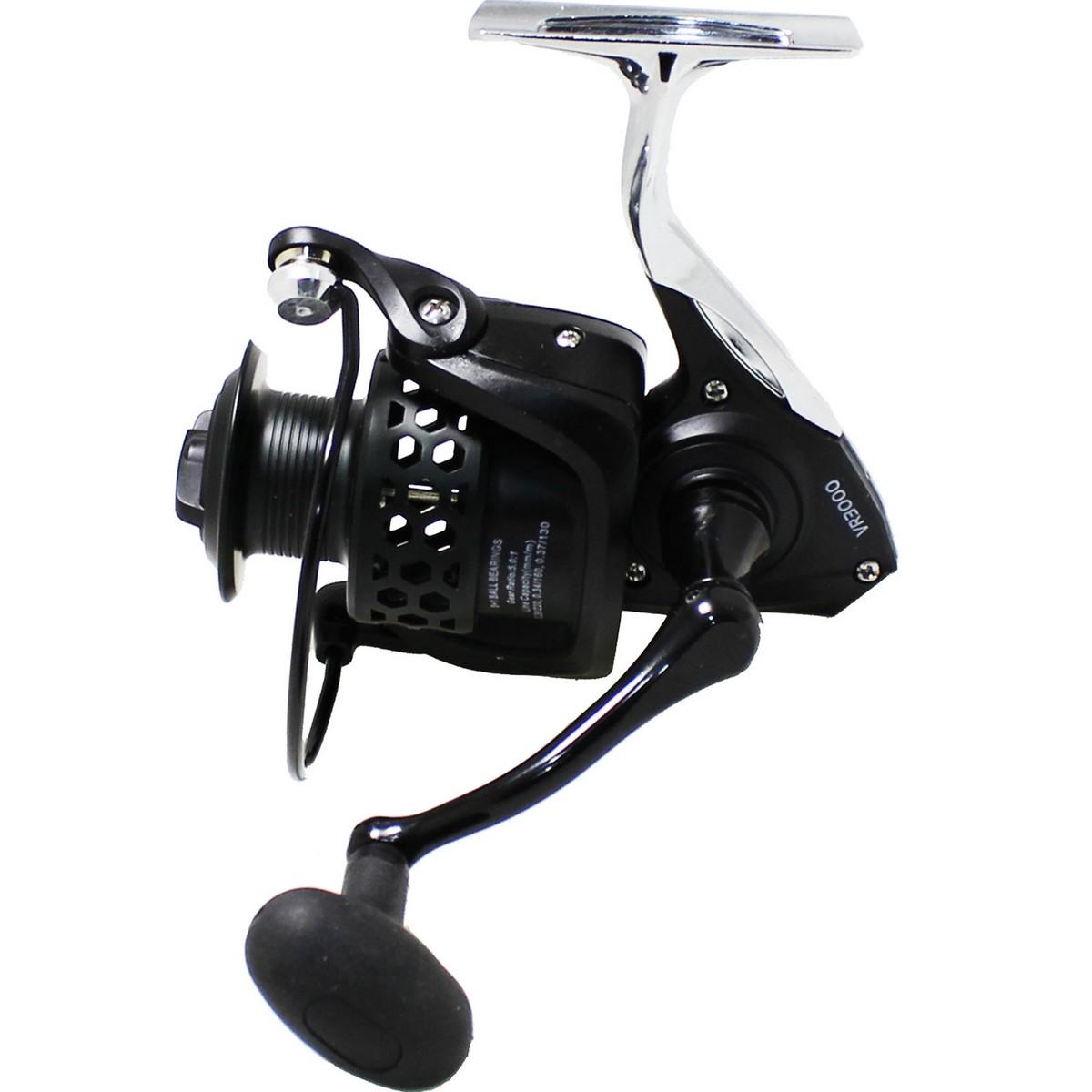 Риболовна макара FL Black Hawk VR