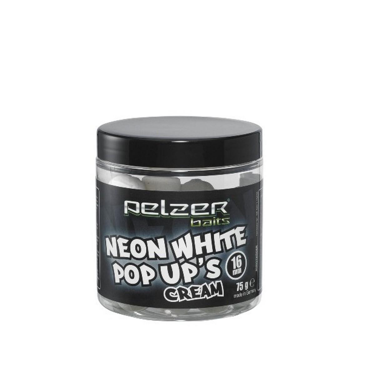 Pelzer Neon Pop Up White 16mm