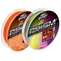 Prism Micro Fused Braid Orange