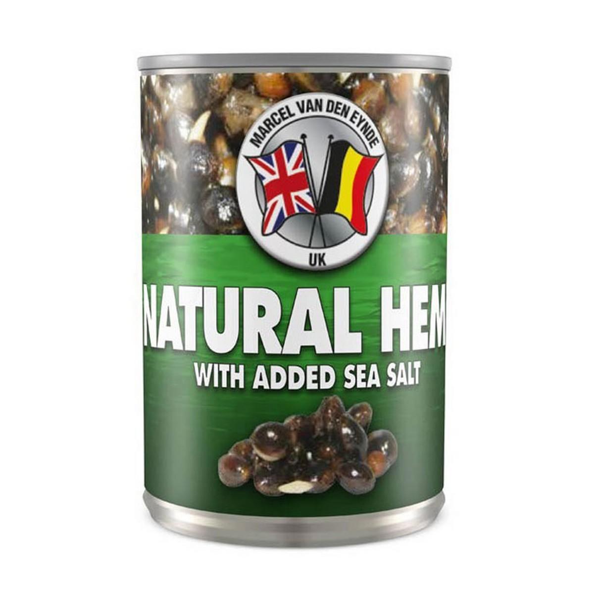 коноп Van Den Yende Canned Hemp with Seasalt