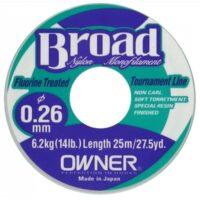 Влакно за поводи Owner Broad 25m