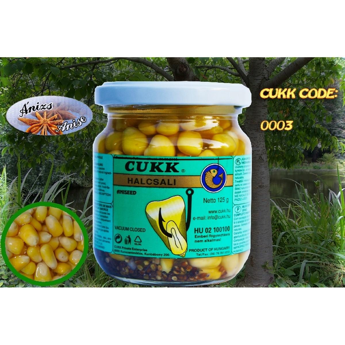 Царевица Cukk Anise (Анасон) с течност
