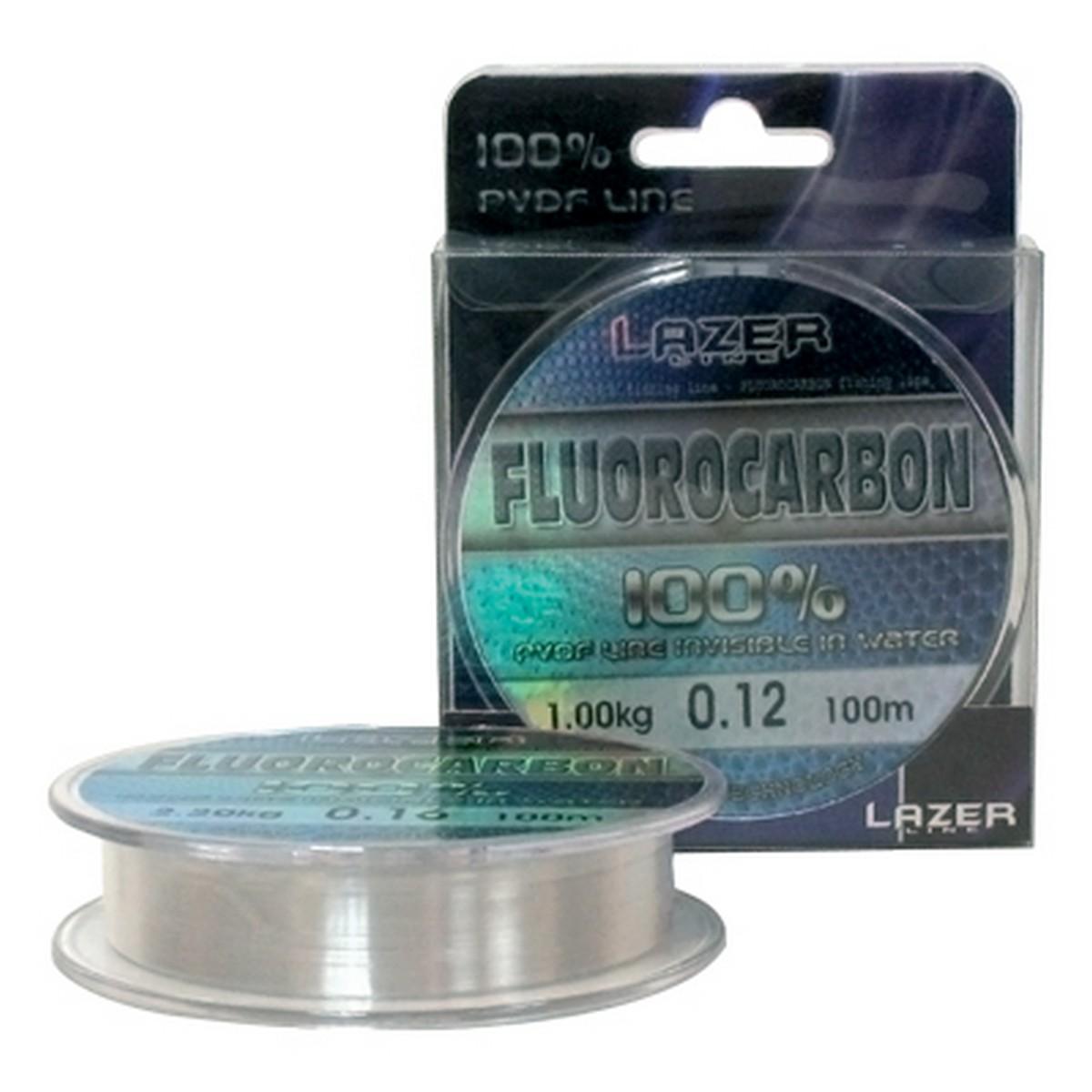 Риболовно влакно Lazer Fluorocarbon PVDF Line 30m