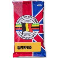 Захранка за риболов Super Feed 1kg - Van Den Eynde