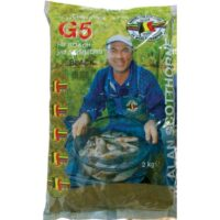 Захранка за риболов G5 Black Scotthorn 2kg - Van Den Eynde