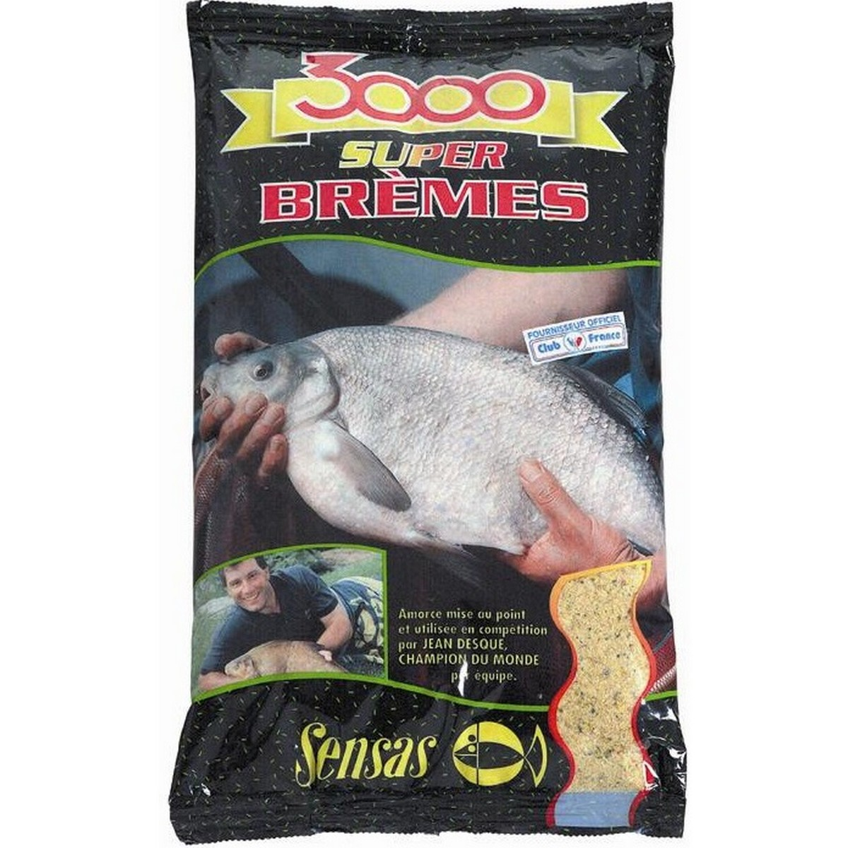 Захранка за риболов Sensas 3000 Super Bremes