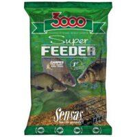 Захранка за риболов Sensas 3000 Super FEEDER Carp