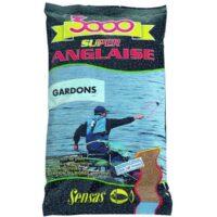 Захранка за риболов Sensas 3000 Super Anglaise Gardons(Roach)