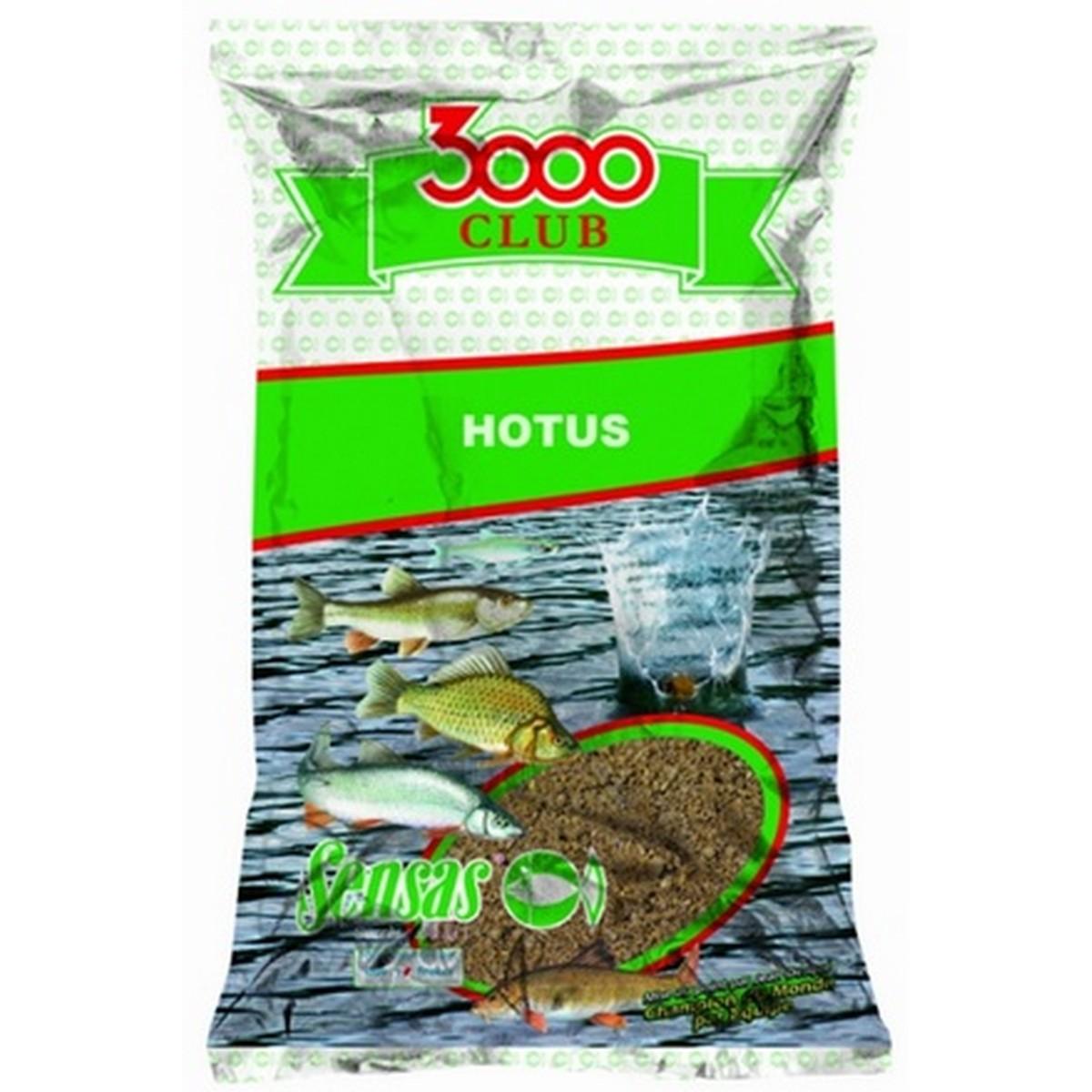 Захранка за риболов Sensas 3000 Club Hotus