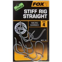 Куки за риболов Fox Edges Armapoint Stiff Rig Straight