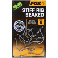 Куки за риболов Fox Edges Armapoint Stiff Rig Beaked