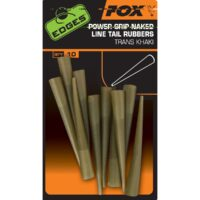 Конуси Fox Edges Power Grip Naked Line Tail Rubbers