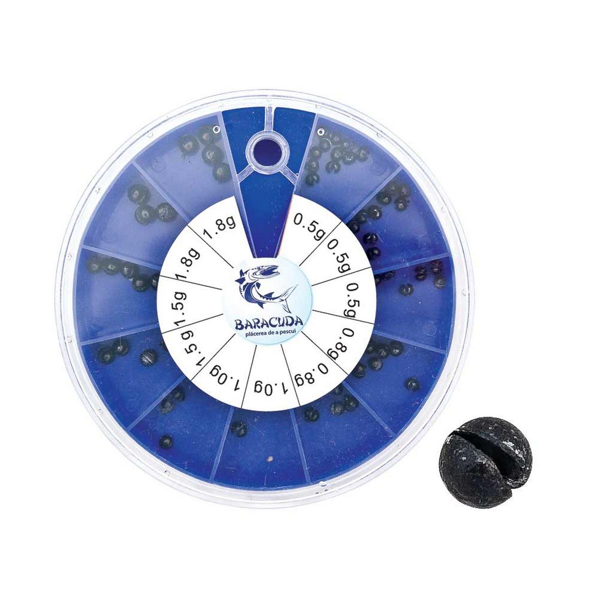 Олово кутия Baracuda CX-Q1103 100 гр