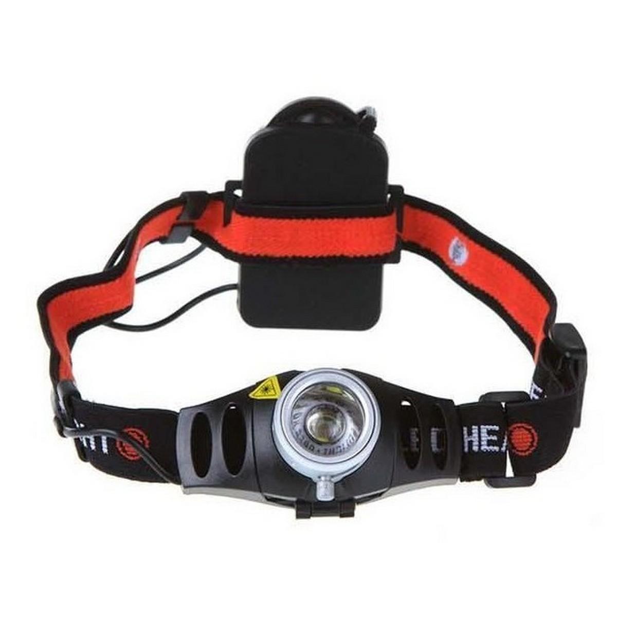 Фенерче за глава LED JX107