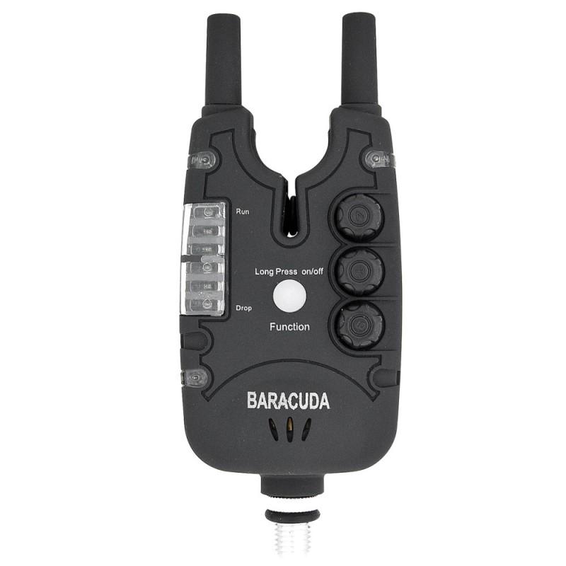 Комплект безжични шарански сигнализатори Baracuda TLI28 4+1