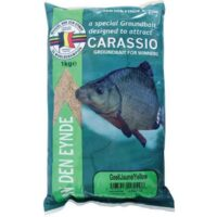 Захранка за риболов Carassio Yellow 1kg - Van Den Eynde