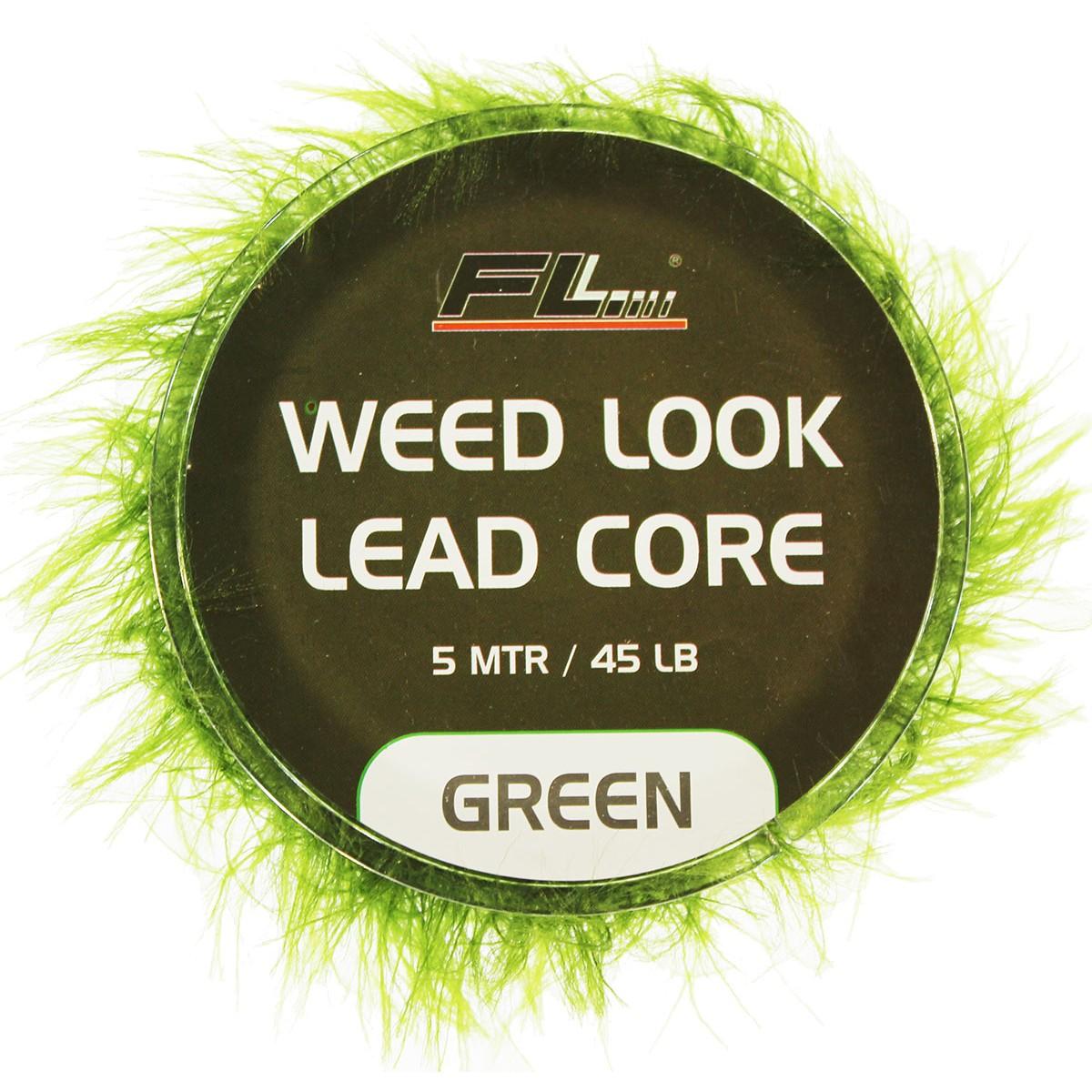 Риболовно влакно FL Weed Look Lead Core