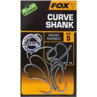 Куки за риболов Fox Edges Armapoint Curve Shank