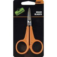 Ножичка за плетени влакна Fox Edges Braid Blades