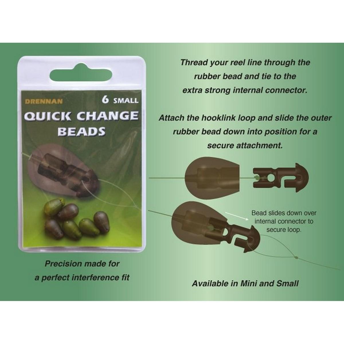 Бърза връзка Drennan Quick Change Beads