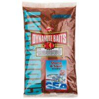 Захранка за риболов Dynamite Baits Sea Groundbait Shrimp & Squid