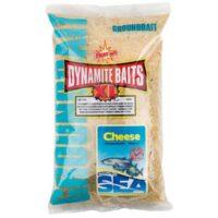 Захранка за риболов Dynamite Baits Sea Groundbait Heavy Cheese