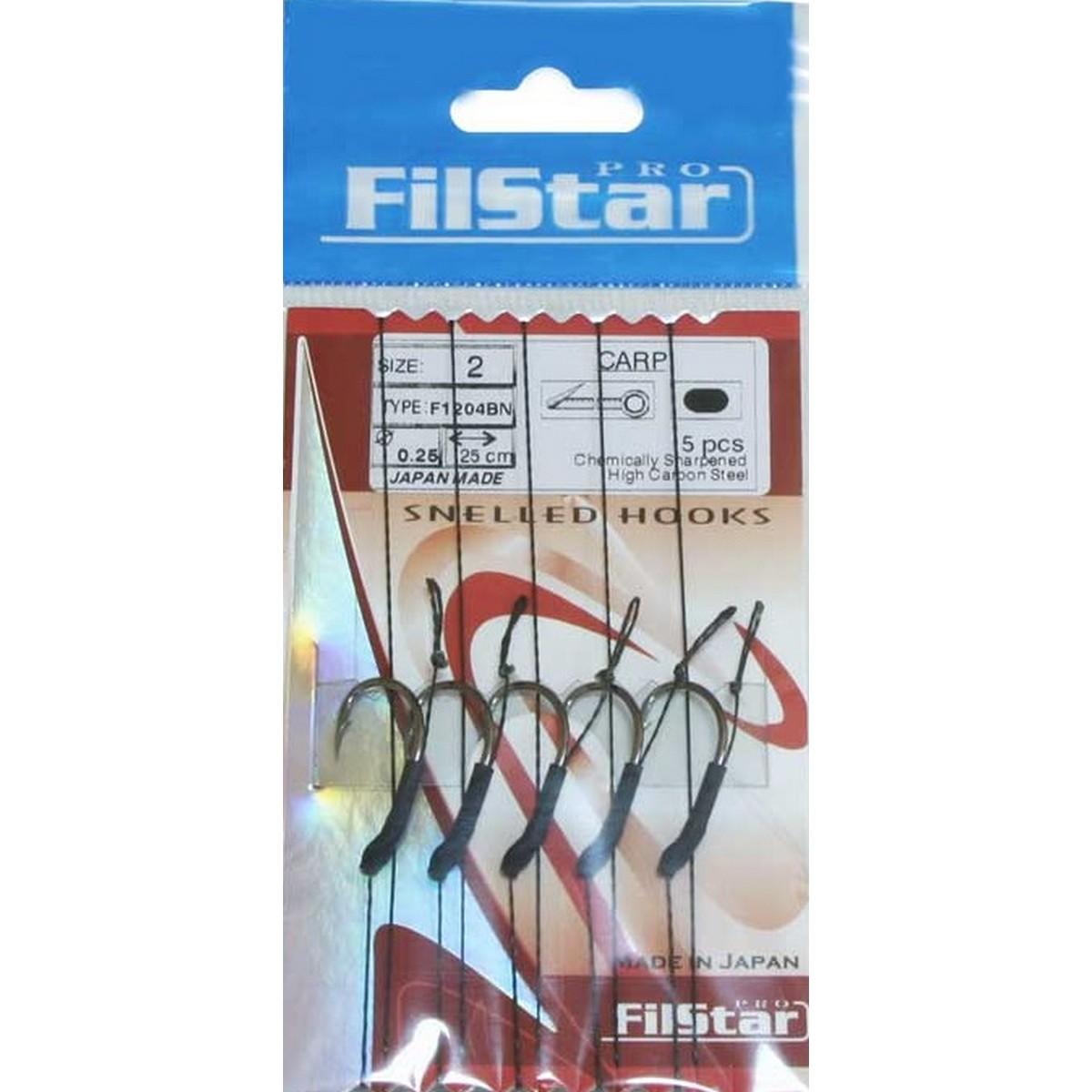 Куки вързани на косъм Filstar F1204BN