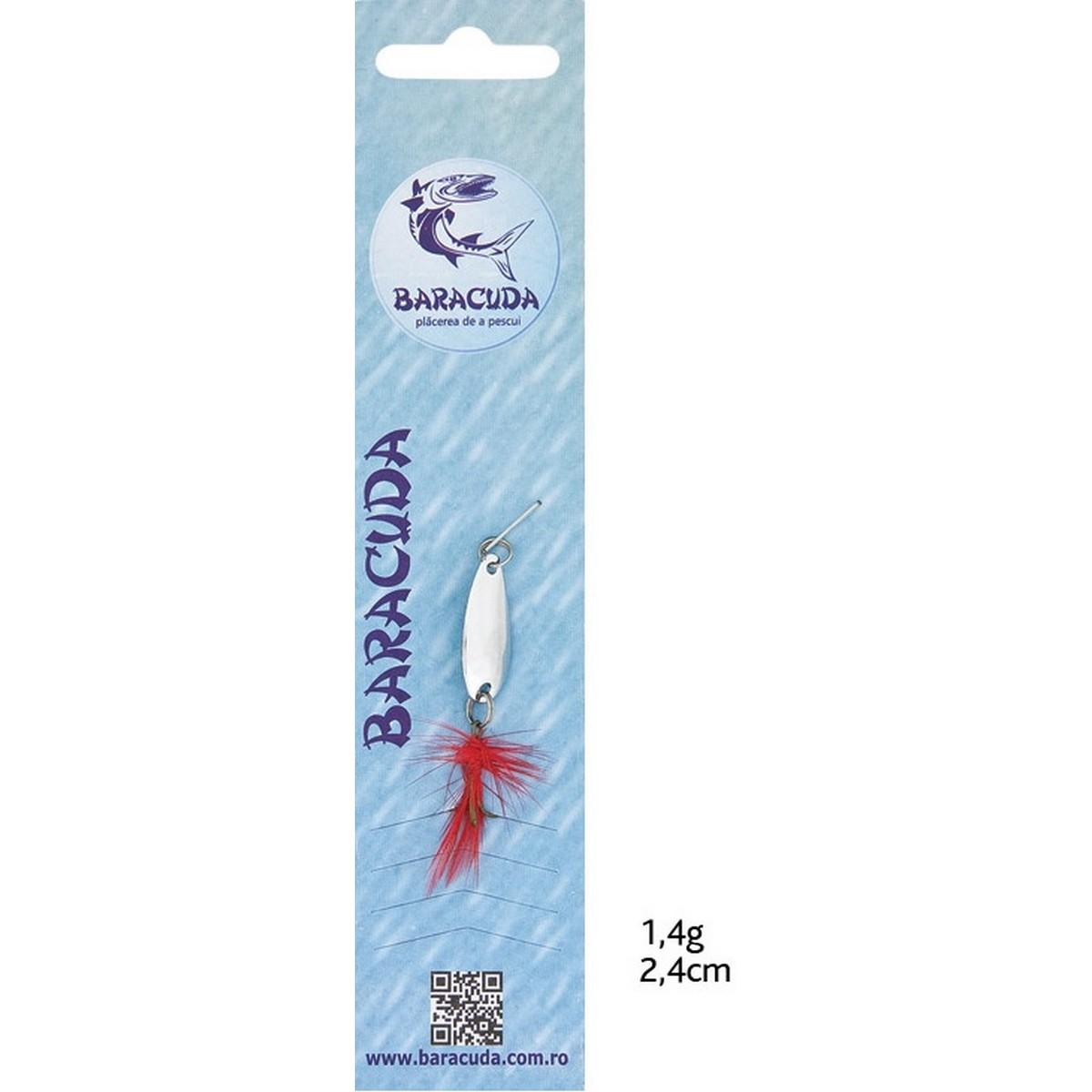 Риболовна блесна Baracuda SSF03