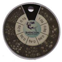 Тежести за риболов Baracuda 3