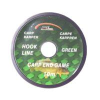 Лидкор FL Leadcore Green 10m