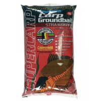 Захранка за риболов Super Carp Strawberry 1kg - Van Den Eynde