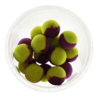 Black Fish Pop-Up 18mm Yellow/Purple - плуващи топчета