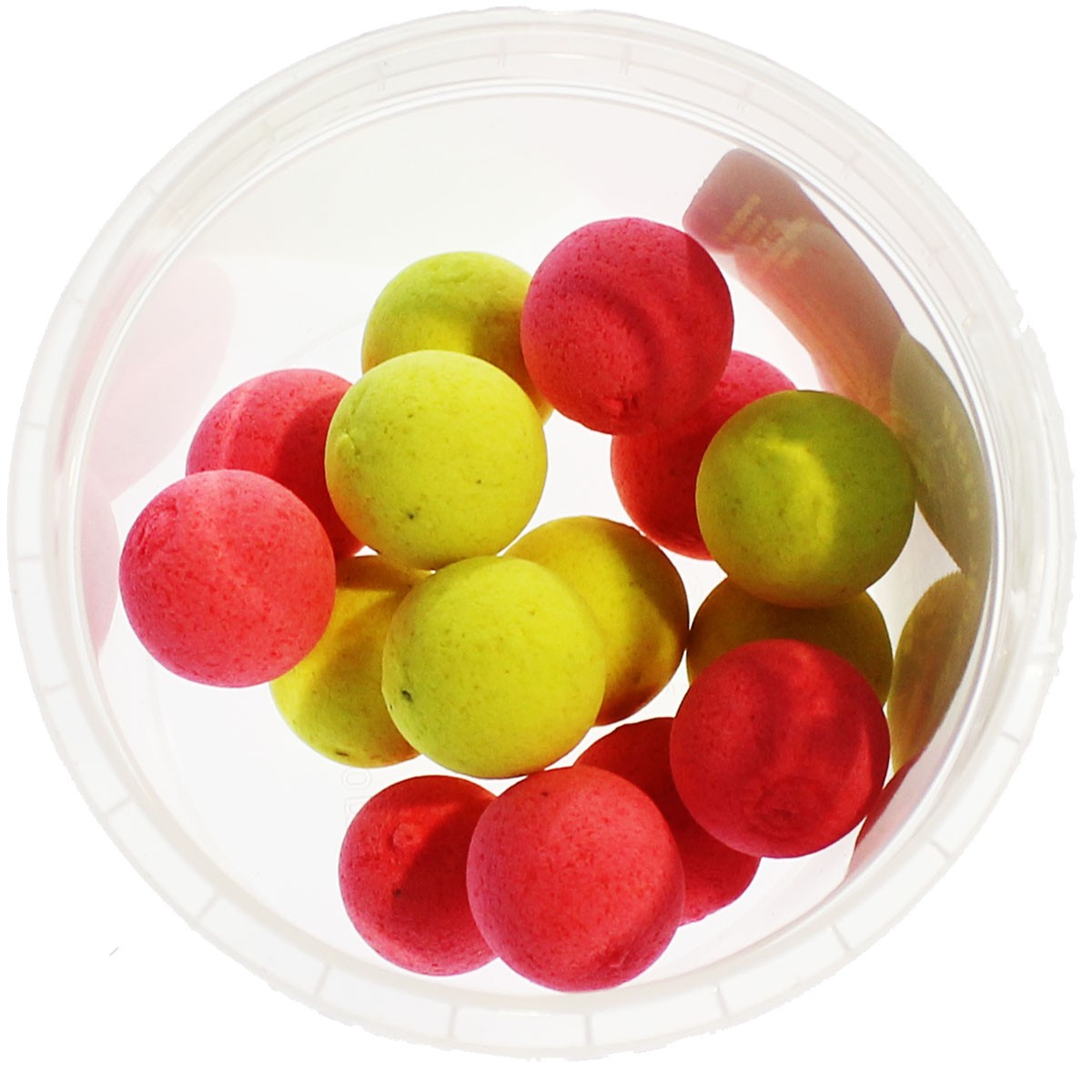 Black Fish Pop-Up 18mm Yellow/Pink - плуващи топчета