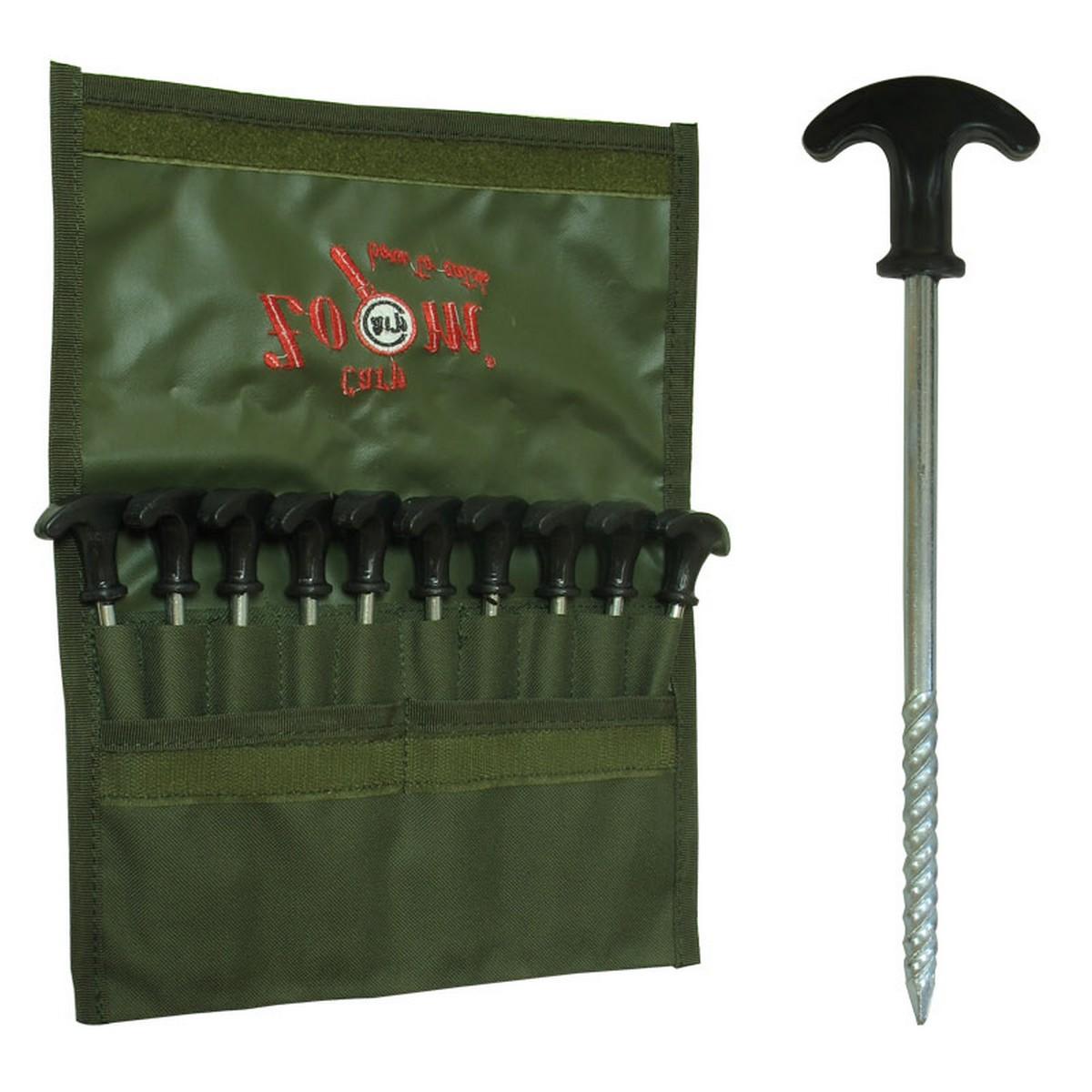 Комплект колчета за палатка CZ7672