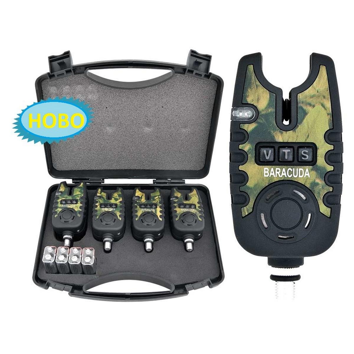 Сигнализатори комплект Baracuda TLI21