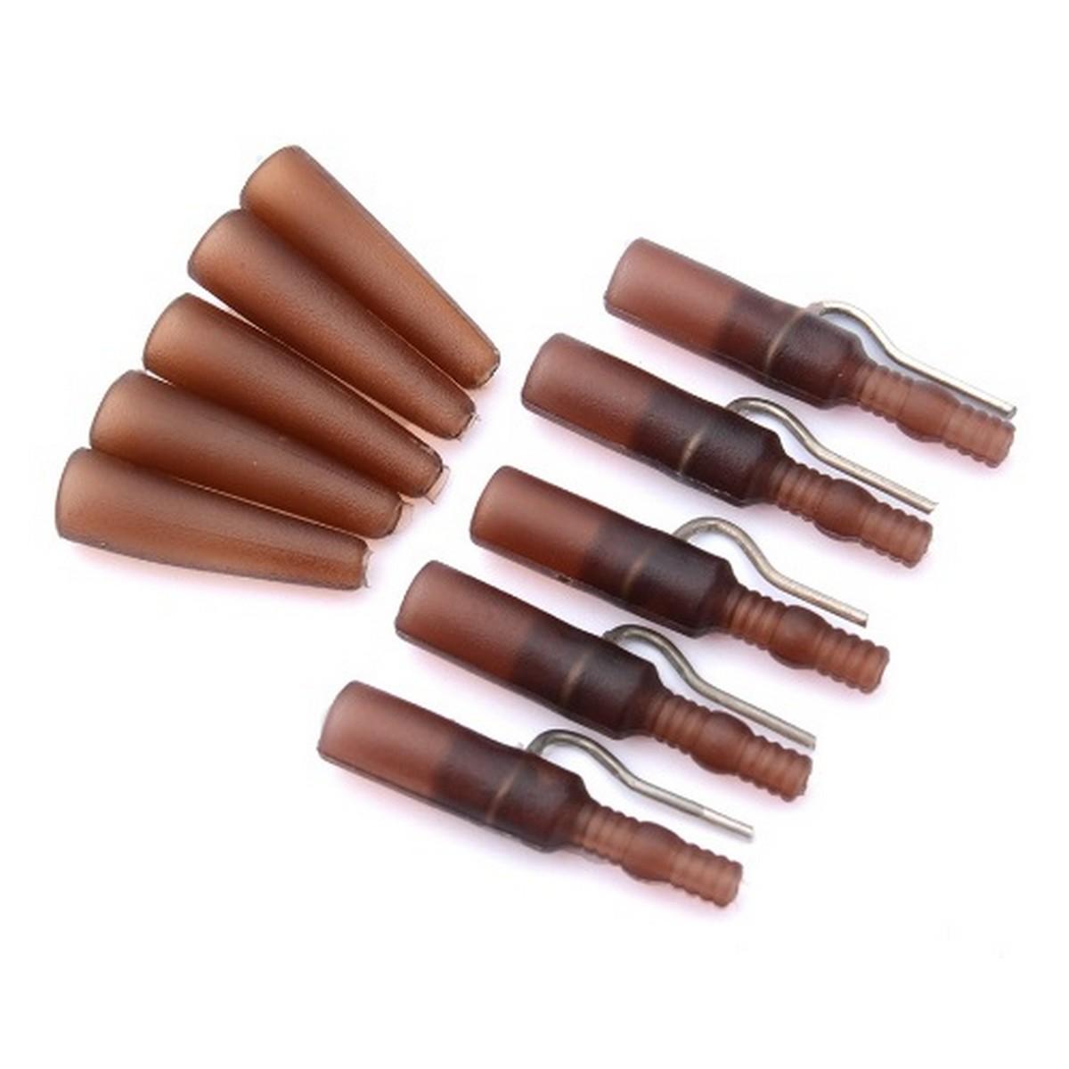 Mostiro Lead Clip Inox 4105- комплект шарански за монтажи