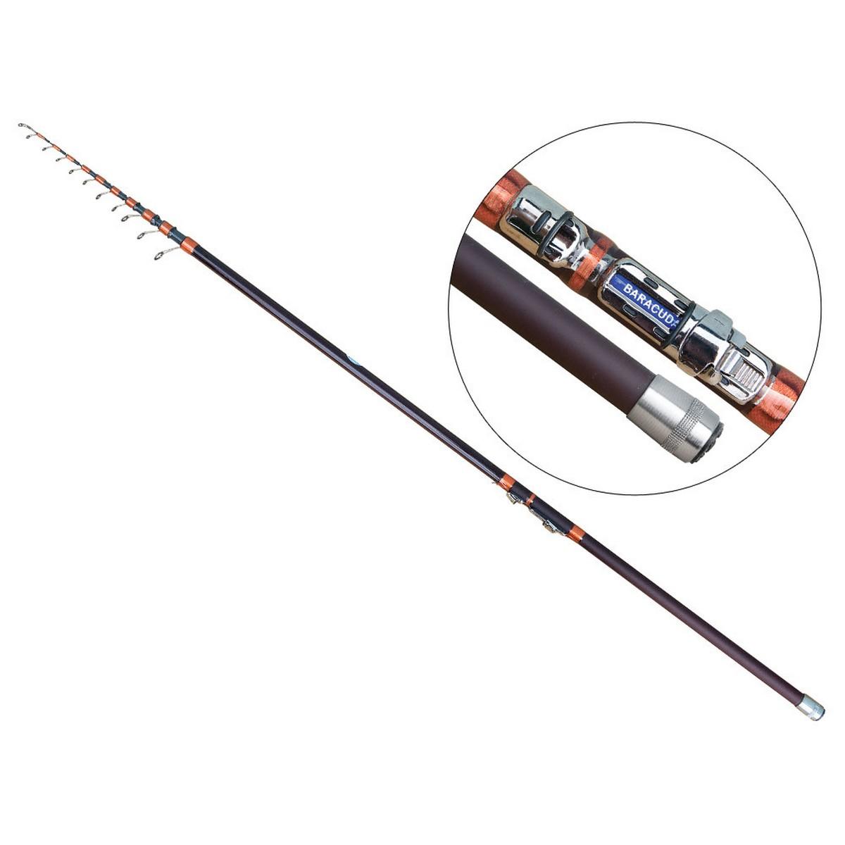 Риболовен прът Baracuda Hyper Tele Match