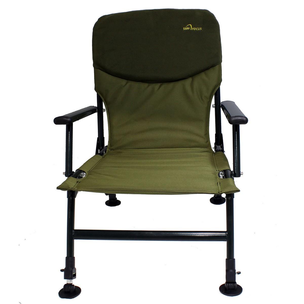 Шарански стол Carp Focus Comfort