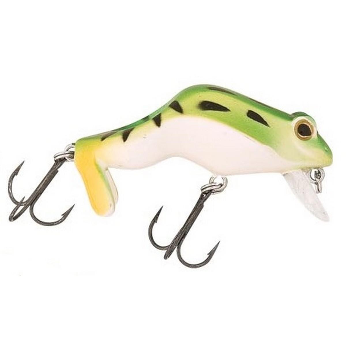 Воблер-жабка Baracuda Deluxe 9087