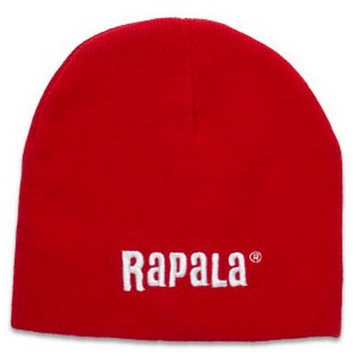 Шапка зимна червена Rapala