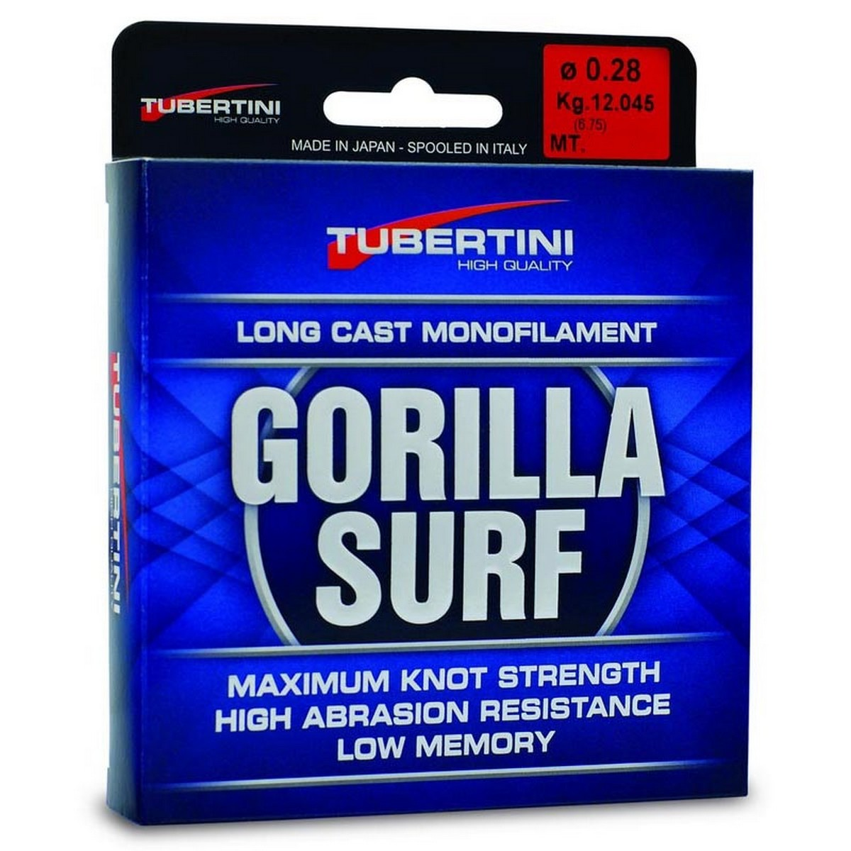 Риболовно влакно Tubertini Gorilla Surf 200m