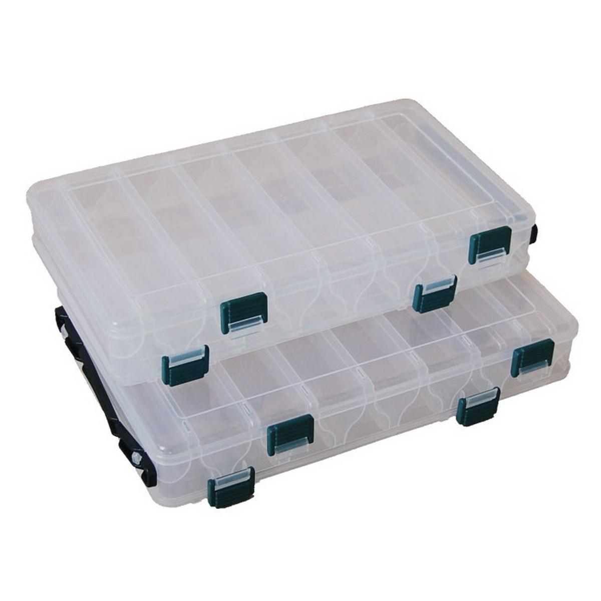 Кутия двойна за воблери Filstar FB326